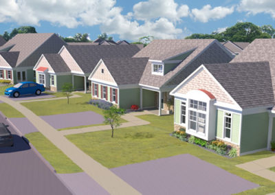 Cannery Village, Berlin MD – Residential Subdivision